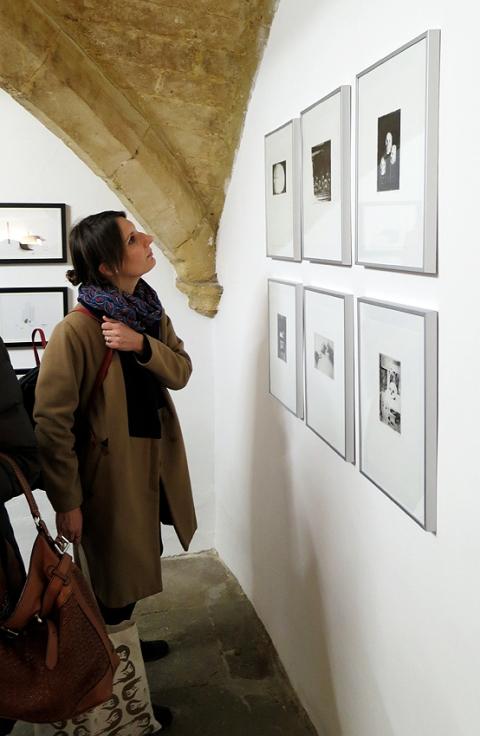 N°5 GALERIE vernissage 1er décembre 2015 - Montpellier - 7