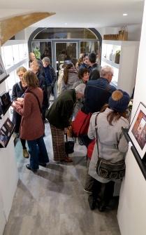 N°5 GALERIE - exposition - vernissage 1er décembre 2015 - Montpellier
