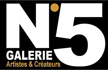 N°5 GALERIE - expositions artistes et createurs - Montpellier