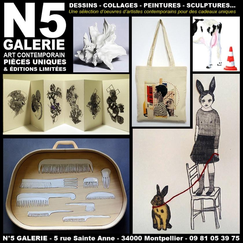 N5_GALERIE_exposition_art_contemporain_artiste_Montpellier_noel_2017_2