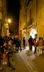N°5 GALERIE - vernissage exposition Ouvrir le champ des possibles - 4 mars 2016 - Montpellier - 1