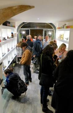 N°5 GALERIE - vernissage exposition Ouvrir le champ des possibles - 4 mars 2016 - Montpellier - 10