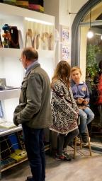 N°5 GALERIE - vernissage exposition Ouvrir le champ des possibles - 4 mars 2016 - Montpellier - 11