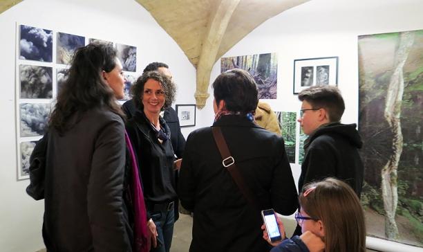 N°5 GALERIE - vernissage exposition Ouvrir le champ des possibles - 4 mars 2016 - Montpellier - 7