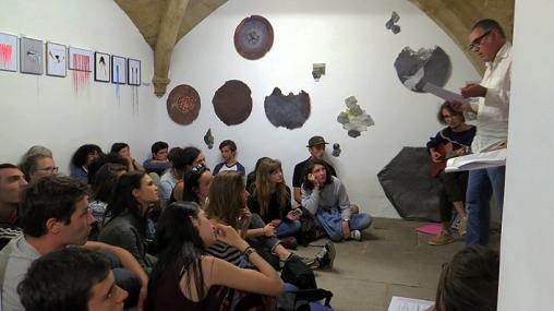 n5-galerie_lecture-publique_gilles-bingisser_marion-capelier_-yann-van-der-meer_exposition_dessin_montpellier_septembre2016_4