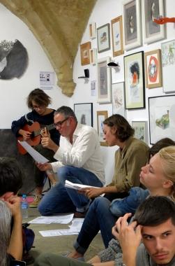 n5-galerie_lecture-publique_gilles-bingisser_marion-capelier_-yann-van-der-meer_exposition_dessin_montpellier_septembre2016_7