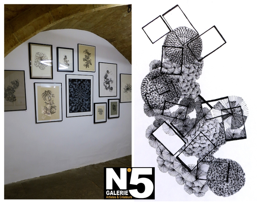 N5_GALERIE_exposition_dessin_Helene_Hampartzoumian_Montpellier_septembre_2017