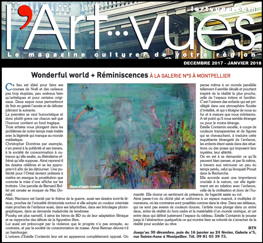 N5_galerie_exposition_art_contemporain_art_vues_presse_Montpellier_2018