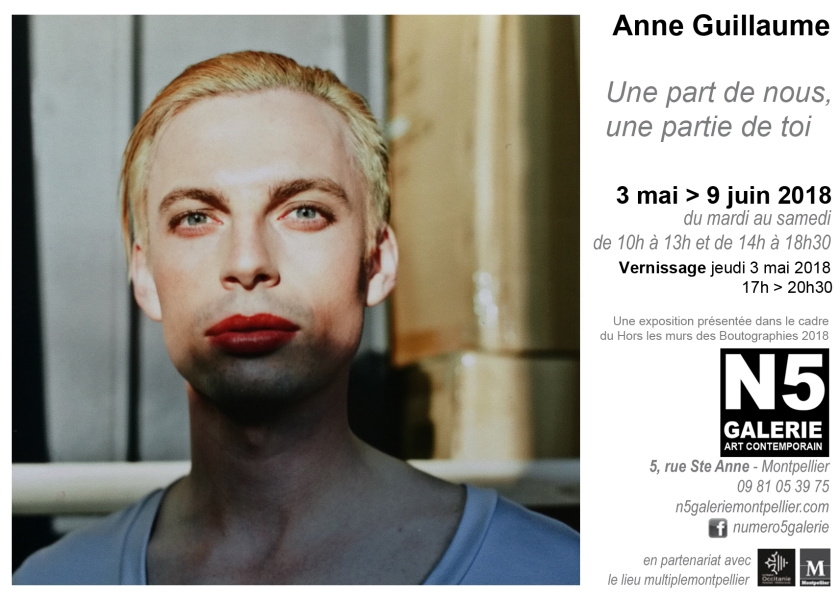 N5 galerie_exposition_Photographie_Anne Guillaume_Montpellier_mai_2018