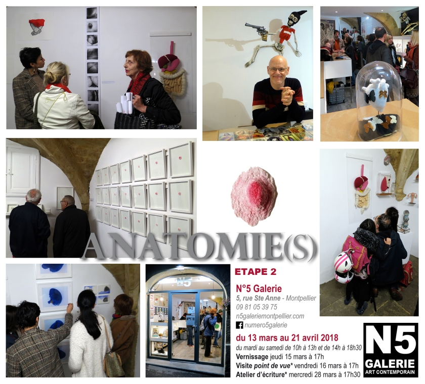N5 galerie_le lieu multiple_musee Atger_exposition_Anatomies_Montpellier_vernissage_2018_2