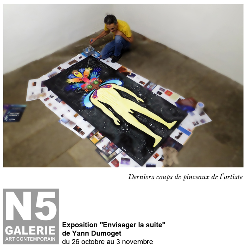 N5 galerie_Yann Dumoget_exposition_peintures_octobre_2018_Montpellier-2