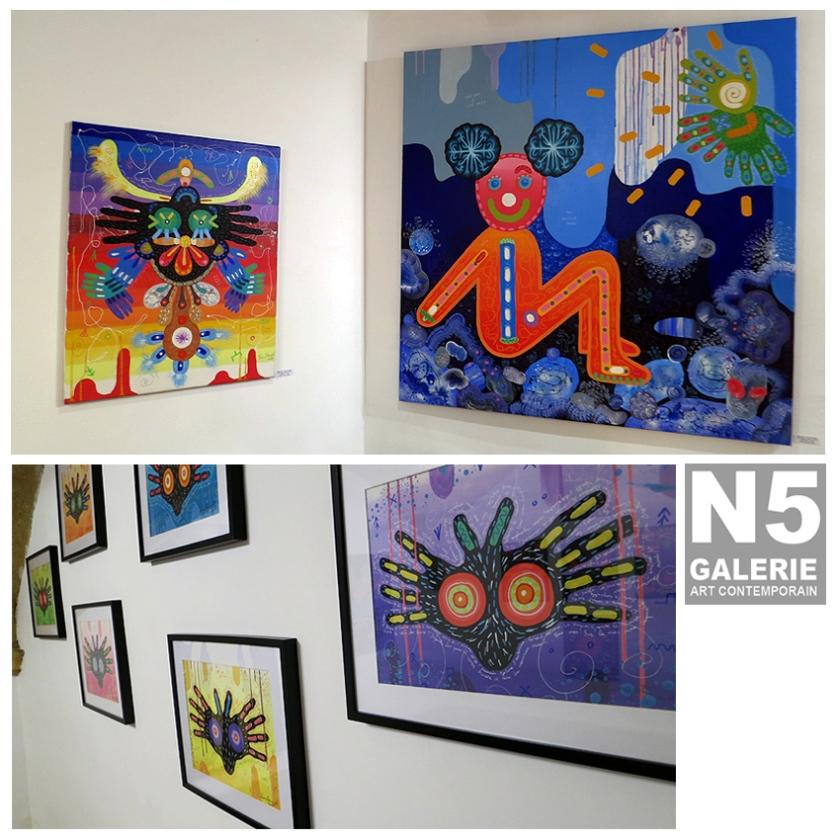 N5 galerie_Yann Dumoget_exposition_peintures_octobre_2018_Montpellier-4