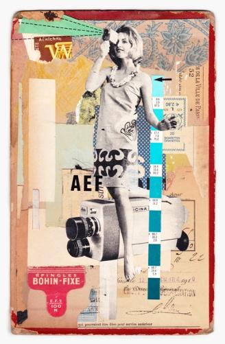 1_Ca Tourne_collage et transfert sur couverture de livre_16 x 25 cm_72dpi