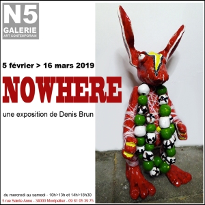 n5 galerie_exposition_nowhere_denis brun_montpellier_2019_2